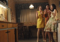 Cynthia, Megan, Peggy, S5