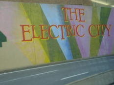 Lazy Scranton the Electric City