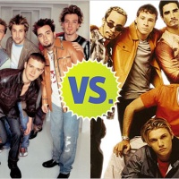 Battle of the Boy Bands: 90s vs. Now
