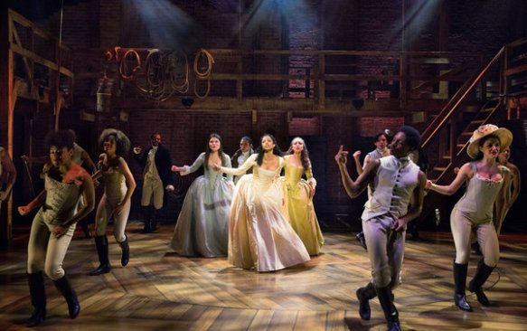 657186a80574 #Hamiltunes: How Lucky We Are To Be Alive Right Now
