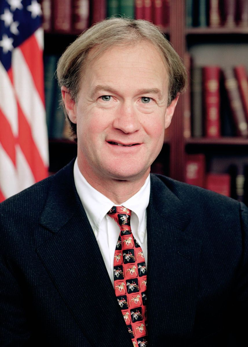 how tall is lincoln chafee