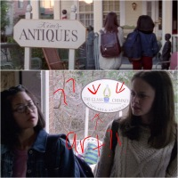 How Did I Miss That? Gilmore Girls Pilot Edition
