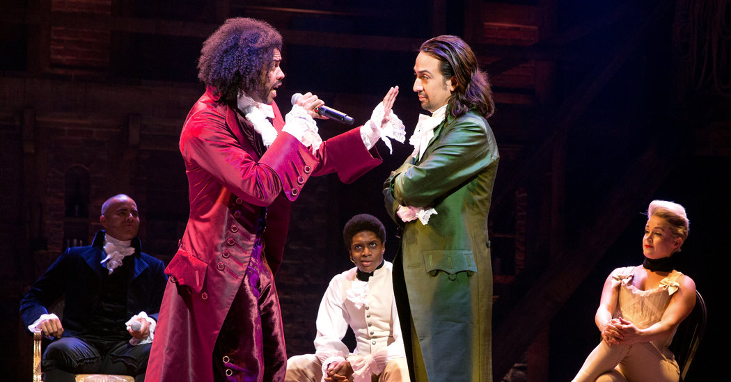 Hamilton Explained: Cabinet Battle #1 (As Kanye Rant Tweets ...