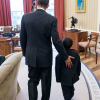 One Last Time: Obama and Kids